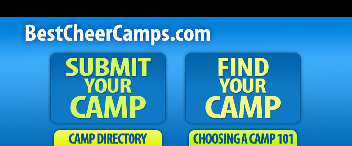 The Best Cheer Camps in America Summer 2016 Directory of Summer Cheer Camps